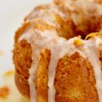 Honey Orange Bundt Cake | No Refined Sugar