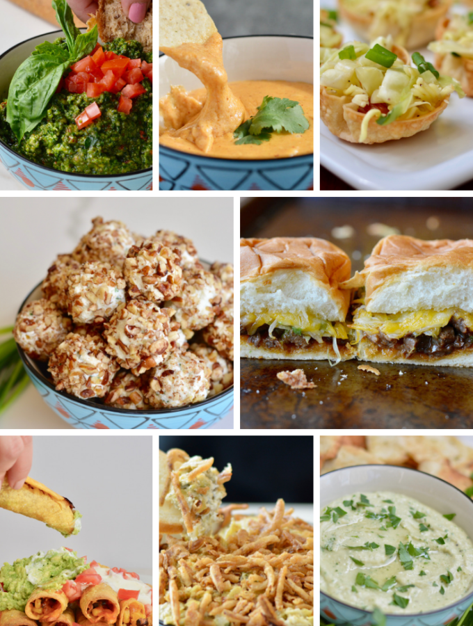 8 Amazing Make Ahead Appetizer Recipes