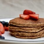 Protein Stacks Pancakes | Gluten Free, full of protein