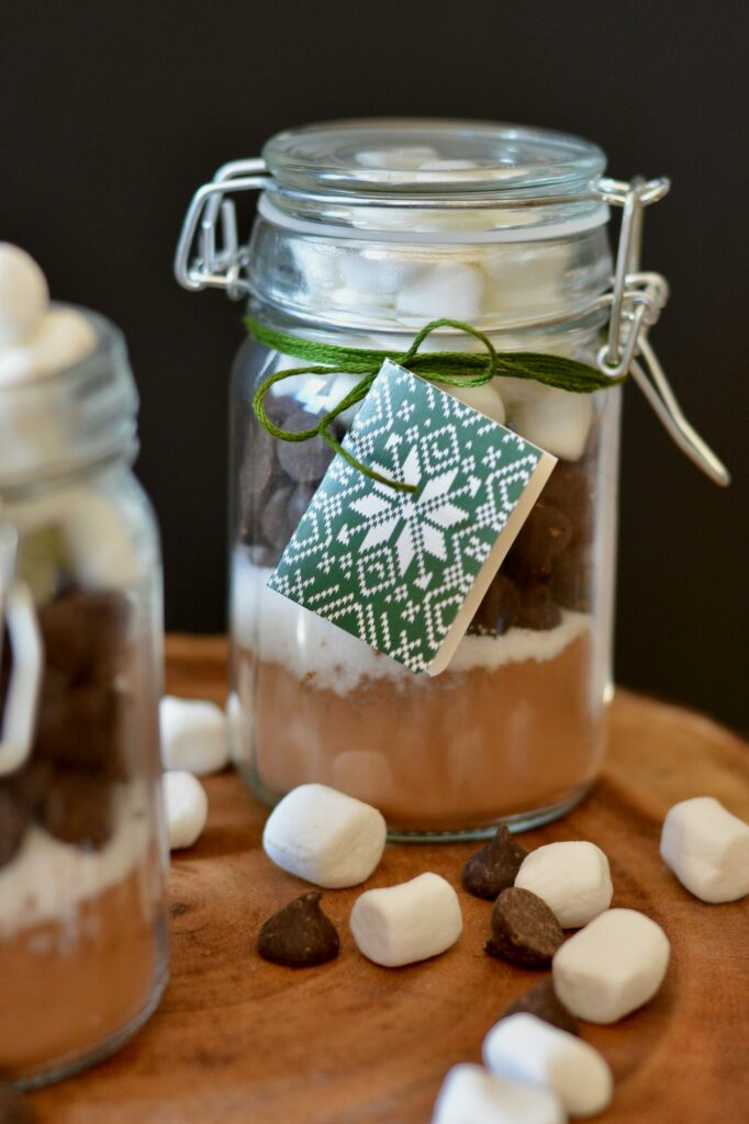 Best Basic Hot Chocolate Gifts | Great for the holidays. So much better than powdered mixes!