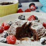 Chocolate Lava Cakes | Simple One Bowl Recipe - easier than you think! Great for a special occasion or just a weeknight dessert!